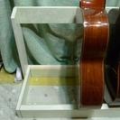 木製 ギタースタンド