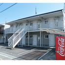 西条町田口ペット可格安1K物件2階12月末以降入居可能