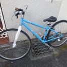 27インチ LITEWAY クロスバイク(ジャンク)
