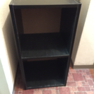 カラーボックス 3箱 ブラック