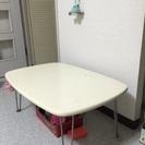 <急募:11/3まで>白いテーブルをあげます