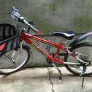 交渉中 子供用クロスバイク