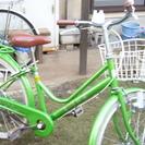 小学中・高学年用ジュニア自転車(24インチ)