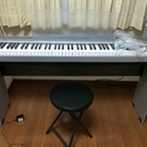 YAMAHA の電子ピアノ