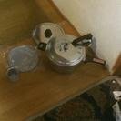 昭和58年  圧力鍋
