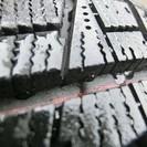 バリ山 軽自動車用 スタットレスタイヤ+スチールホイール 4本セット