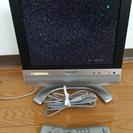 商談中です。AQUOS SHARPテレビ 2006年製