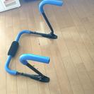 腹筋サポート器具