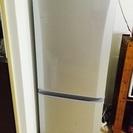 【取引終了】一人暮らし用冷蔵庫(2ドア)