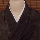 【送料込み可】本場大島紬(正絹、袷)