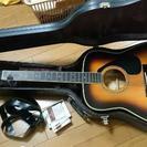 【成約お礼】美品★フォークギター
