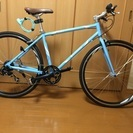 【商談成立】ナスキー 700C クロスバイク