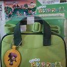 任天堂DS専用バッグ おいでよどうぶつの森(DSはありません)