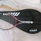 ソフトテニス ラケット XYST ZZ(ミズノ) をお譲りします。