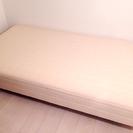 マットレスシングルベッド
