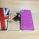 交渉中  iphone5、5s ケース  無料