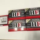 ソニー HF60 5本