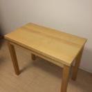 イケア製の机をお譲りします。