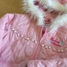 女の子 コート