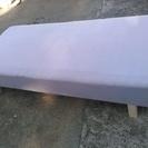 IKEA シングルベッド 一体型 マットレス