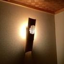 竹製★照明★ライト(2つあります)