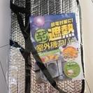 エアコン室外機遮熱カバー