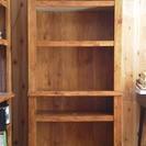 ◆USA製◆SAUDER◆ブックシェルフ☆本棚飾り棚