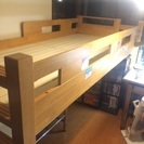 【 最終値下げ 】収納に便利なロフトベッド