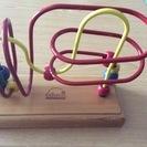 終了 ☆ educo ルーピング 木のおもちゃ