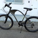 ミリタリーデザイン自転車