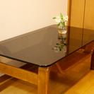 高級ダイニングローテーブル東京インテリア