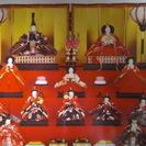 雛人形(五段飾り)