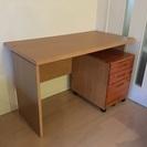 木製勉強机