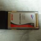 BUFFALO USBカード
