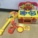 アンパンマンおもちゃセット