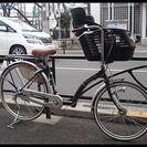 ★限定特価*新品・3人乗り対応子供乗せ自転車・マザー&チャイルド・...