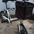 妙典から!整備済み!サンヨー エネループバイク 折りたたみ式  綺麗!