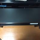 IKEAのテレビ台(LACK)美品 ※物置棚やコーヒーテーブルとし...