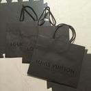 ルイヴィトン♡ショップ袋3枚♡
