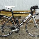 電動アシスト付きロードバイクXCROSS 。茨城県潮来市。