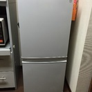 【冷蔵庫】シャープ ノンフロン冷凍冷蔵庫 SJ-K14W-FG