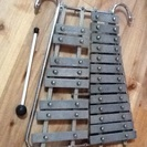 昔の鉄琴 売却済