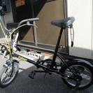 ★折りたたみ自転車★ 即乗れます!...