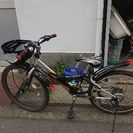 24インチ  自転車の練習用にどうですか?