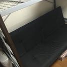 2段ソファーベッドです