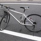 【交渉中です】 クロスバイクお譲りします