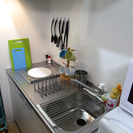ベッド、ソファベッド、掛け布団、冷蔵庫、キッチンツール等合計20万円分一式 − 東京都