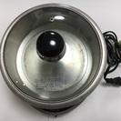 1人暮らし用グリル鍋の画像