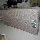 フランスベッド 高密度スプリング マットレス Zシリーズ 綺麗です