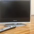 パナソニック液晶テレビ 20v型 2007年製